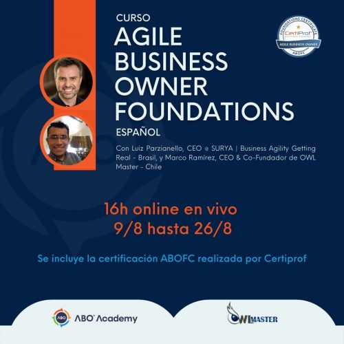 Agile Business Owner Foundations
